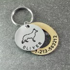 GSD style ID tag