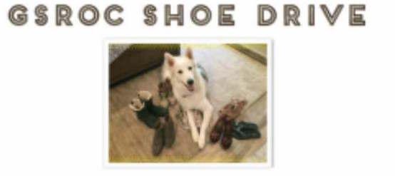 GSROC shoe drive
